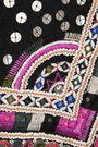 ISABEL MARANT Baikal embroidered embellished wool jacket