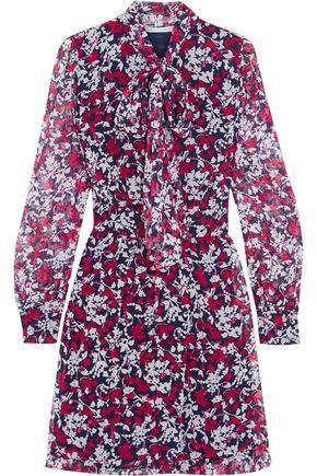 DIANE VON FURSTENBERG Arabella printed silk-chiffon dress