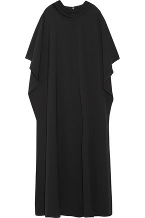 MIKAEL AGHAL Crepe maxi dress