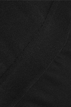 HAUTE HIPPIE Shia silk crepe de chine maxi dress