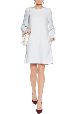 GOAT Dawn wool-crepe mini dress