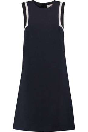 GOAT Dolly wool-crepe dress