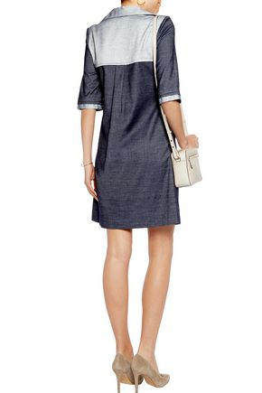 GOAT Donna chambray dress
