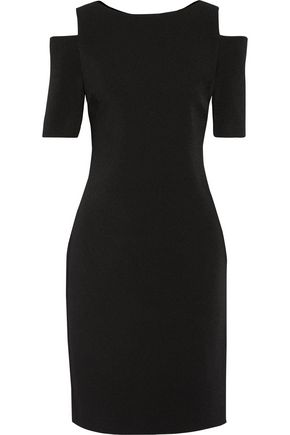 MICHAEL MICHAEL KORS Cutout stretch-crepe dress