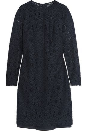 DKNY Macramé lace dress