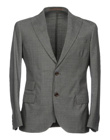 Фото - Мужской пиджак ELEVENTY серого цвета