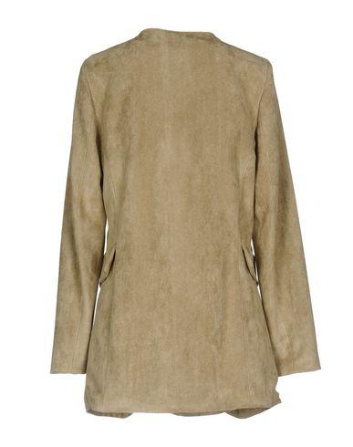 Фото 2 - Женский пиджак PINK AMBER серого цвета