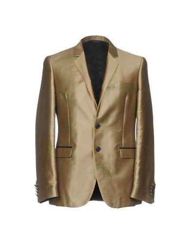 Фото - Мужской пиджак  бежевого цвета