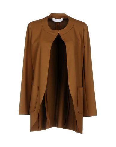 Фото - Женский пиджак  коричневого цвета