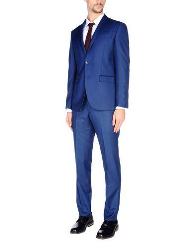 Фото - Мужской костюм DOMENICO TAGLIENTE синего цвета
