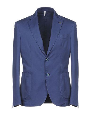 Фото - Мужской пиджак DOMENICO TAGLIENTE грифельно-синего цвета