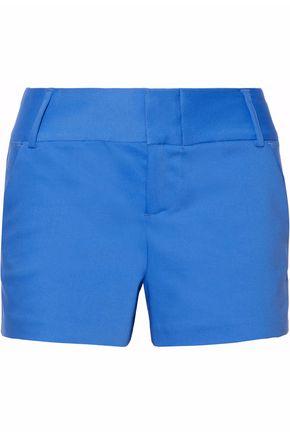 ALICE + OLIVIA Cotton-blend shorts