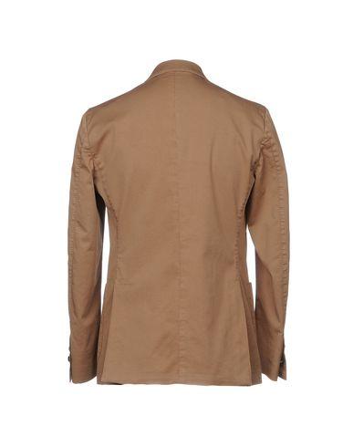 Фото 2 - Мужской пиджак GABRIELE PASINI цвета хаки