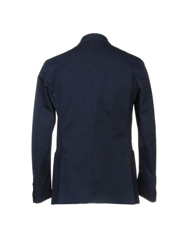 Фото 2 - Мужской пиджак GABRIELE PASINI синего цвета