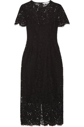 DIANE VON FURSTENBERG Carly corded lace dress
