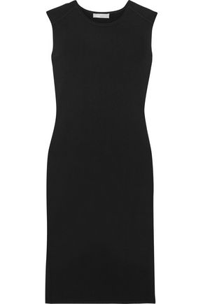 VINCE. Stretch-knit dress