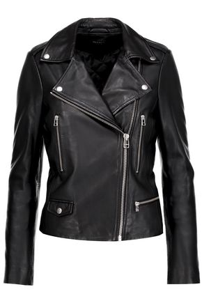 MUUBAA Granger leather biker jacket