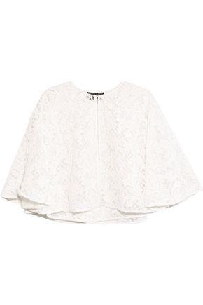 SACHIN & BABI Cali cropped lace jacket