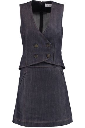 10 CROSBY DEREK LAM Denim mini dress