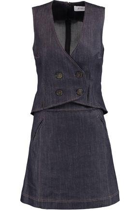 10 CROSBY DEREK LAM Denim mini dress