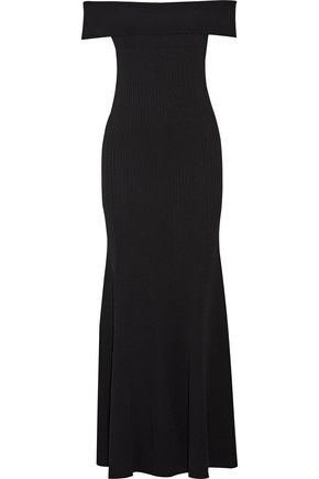 BY MALENE BIRGER Alliane ribbed-knit maxi dress