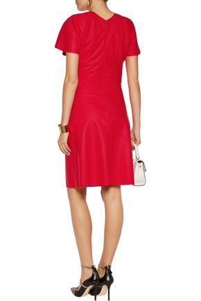 NINA RICCI Wool-blend dress