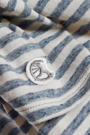 TODD SNYDER + CHAMPION Striped jersey T-shirt