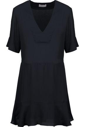A.L.C. Delaney silk crepe de chine mini dress