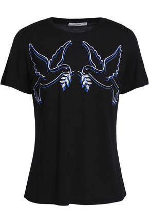 MARY KATRANTZOU Printed jersey T-shirt