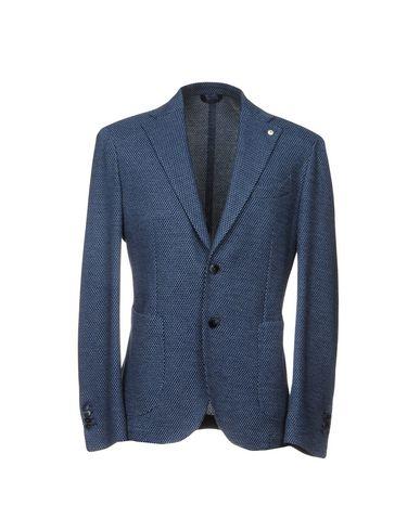 Купить Мужской пиджак L.B.M. 1911 синего цвета
