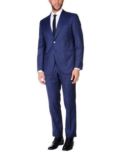 Купить Мужской костюм BRIAN HAMILTON синего цвета