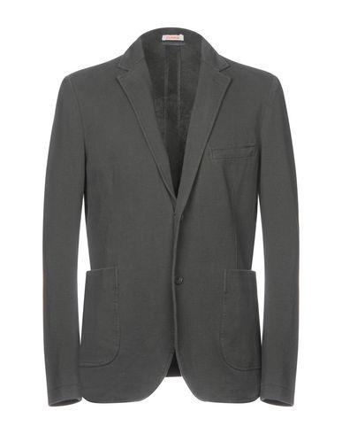 Фото - Мужской пиджак SUN 68 свинцово-серого цвета