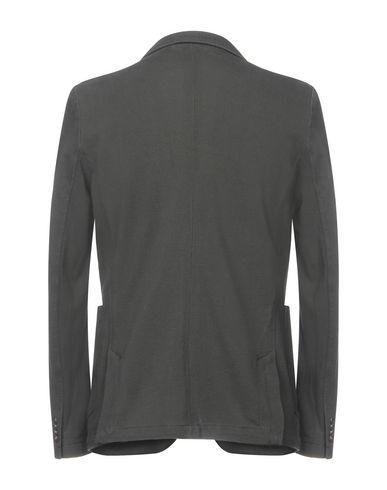 Фото 2 - Мужской пиджак SUN 68 свинцово-серого цвета