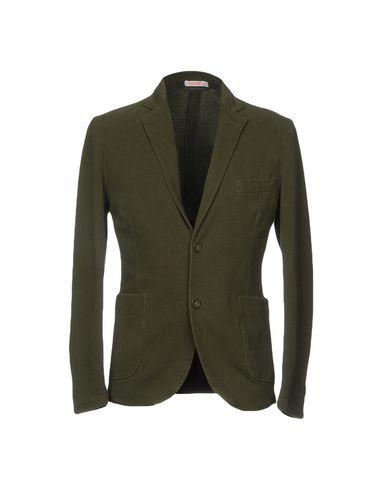 Фото - Мужской пиджак SUN 68 цвет зеленый-милитари