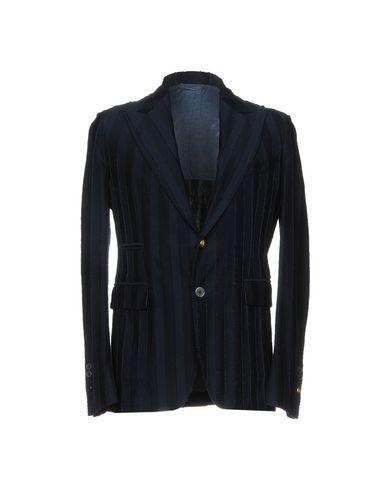 Купить Мужской пиджак JOHN SHEEP синего цвета
