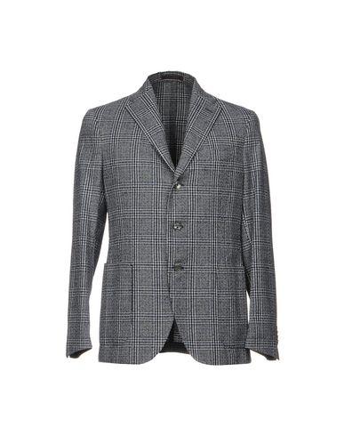 Купить Мужской пиджак THE GIGI темно-синего цвета