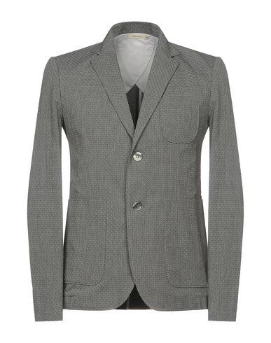 Фото - Мужской пиджак OBVIOUS BASIC серого цвета