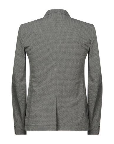 Фото 2 - Мужской пиджак OBVIOUS BASIC серого цвета