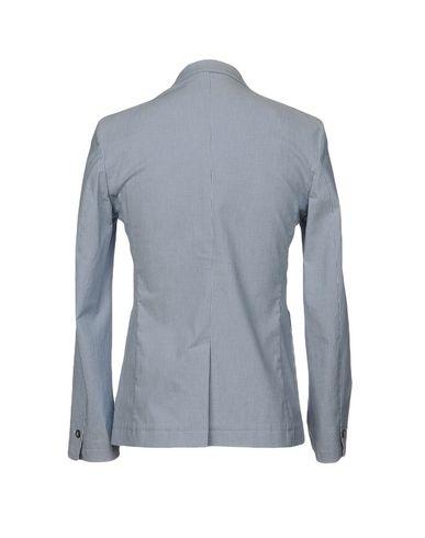 Фото 2 - Мужской пиджак OBVIOUS BASIC небесно-голубого цвета