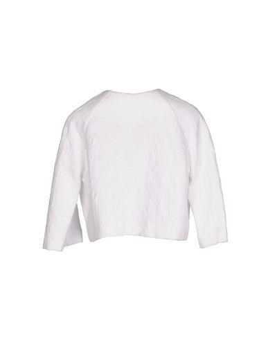 Фото 2 - Женский пиджак KAOS JEANS белого цвета