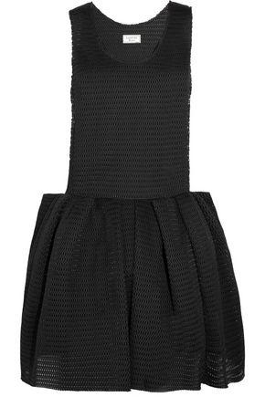LANVIN Pleated mesh dress