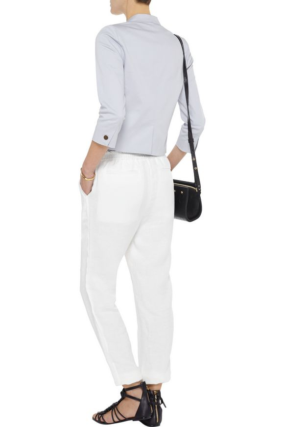 Lisa stretch-cotton twill blazer | ISABEL MARANT | Sale up to 70% off | THE  OUTNET