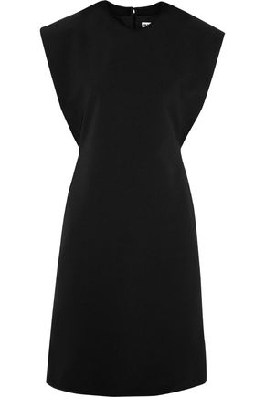 JIL SANDER Stretch-crepe dress