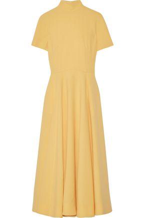 EMILIA WICKSTEAD Miranda stretch wool-crepe dress