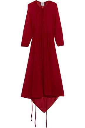 VETEMENTS Stretch-jersey midi dress