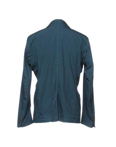 Фото 2 - Мужской пиджак  цвет цвет морской волны