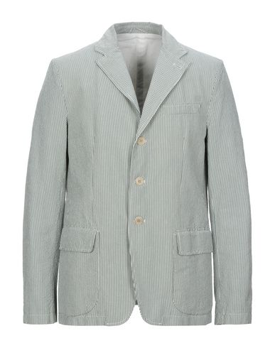 Фото - Мужской пиджак ASPESI зеленого цвета