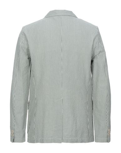Фото 2 - Мужской пиджак ASPESI зеленого цвета