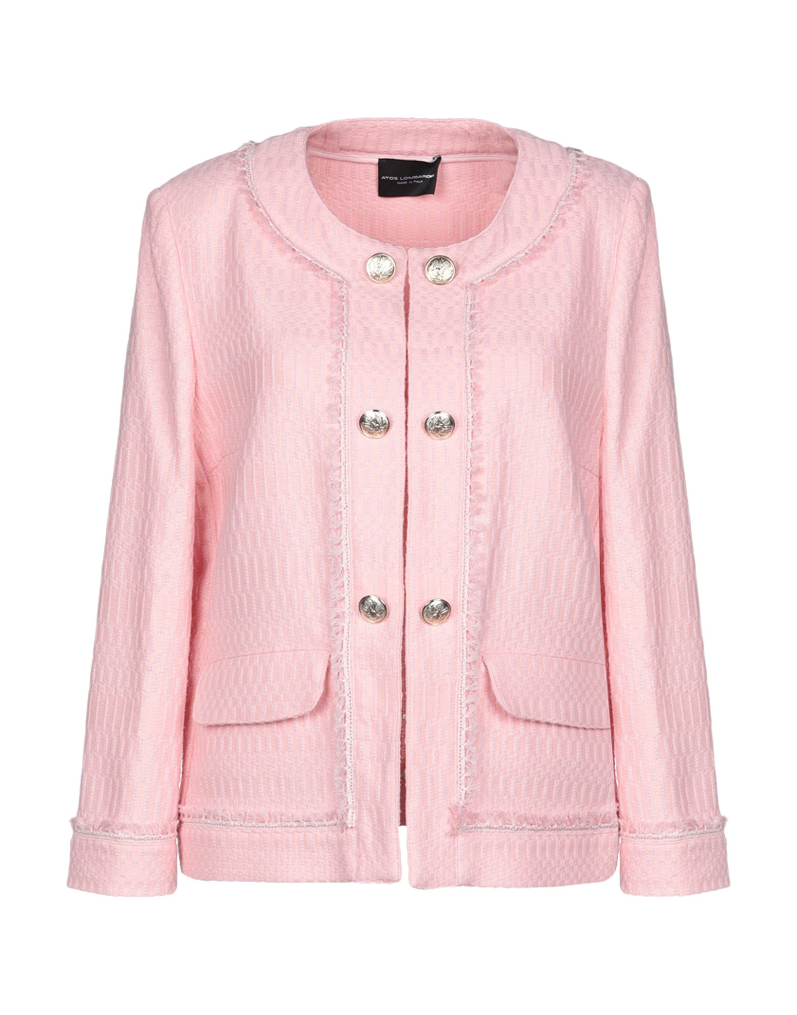 ATOS LOMBARDINI Blazers in Light Pink
