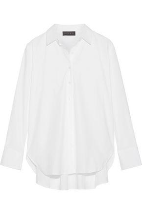 HATCH The Classic oversized stretch-cotton poplin shirt